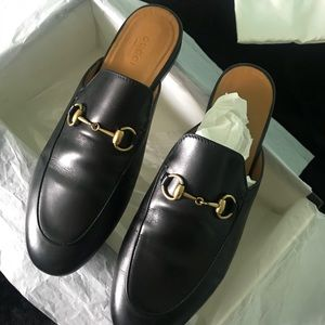 b6078187635 Gucci Shoes - Gucci size 38 mules slippers